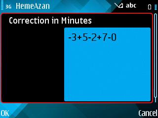 SIS] [Hemelix] Azan & Prayer Time 1 7 0 S60v5 S^3 Anna Belle